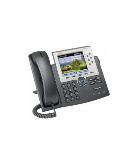 Cisco Unified IP Phone 7965, Gig Ethernet, Color,
