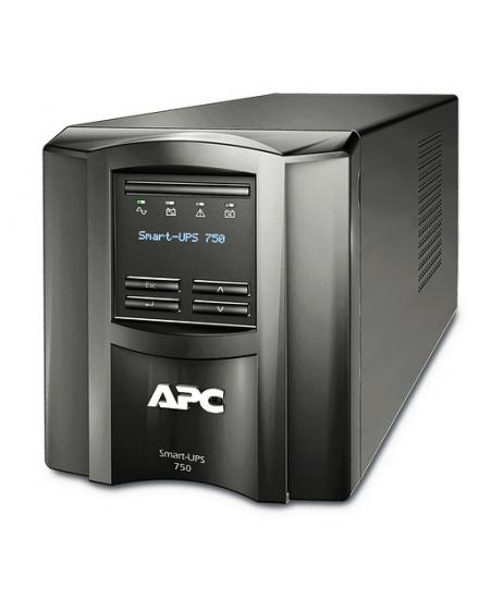 APC Smart UPS 750VA LCD 230V with SmartConnect