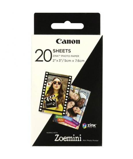 CANON ZINK PAPER ZP-2030/20 SHEETS EXP HB